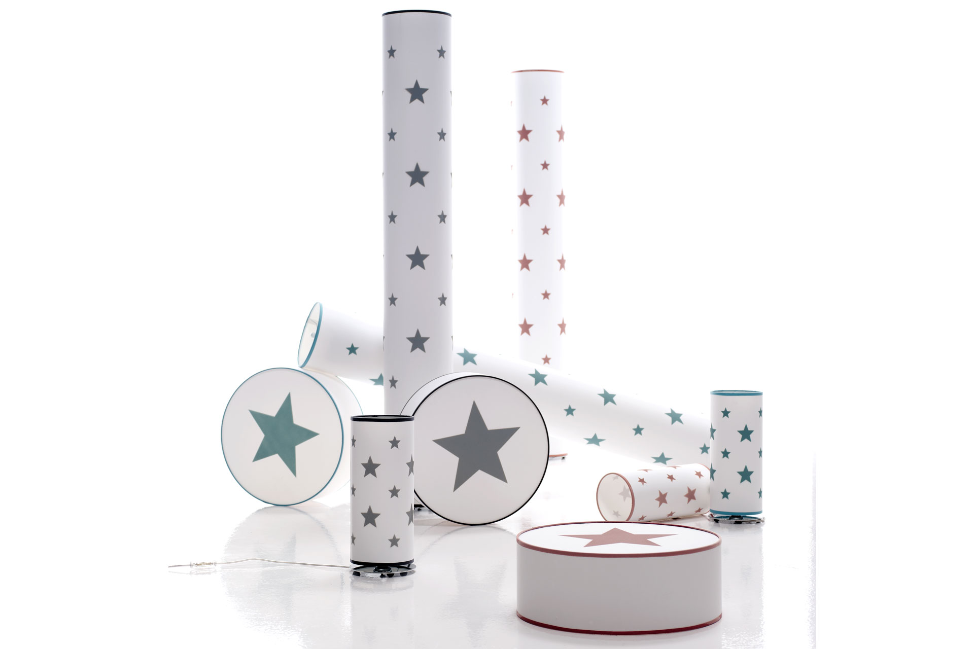 Nursery lighting - Notte collection