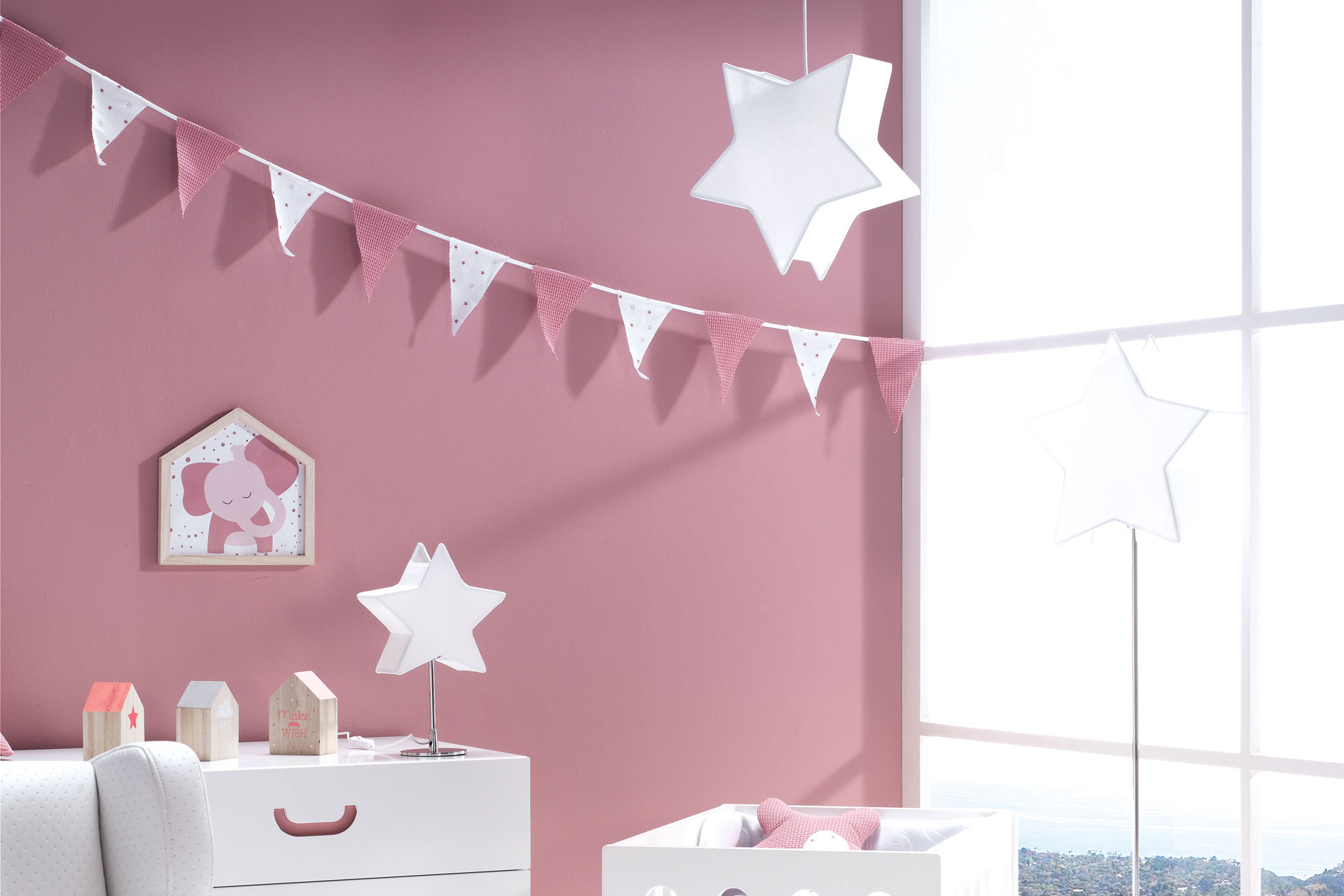 Nursery lighting - Dreams collection