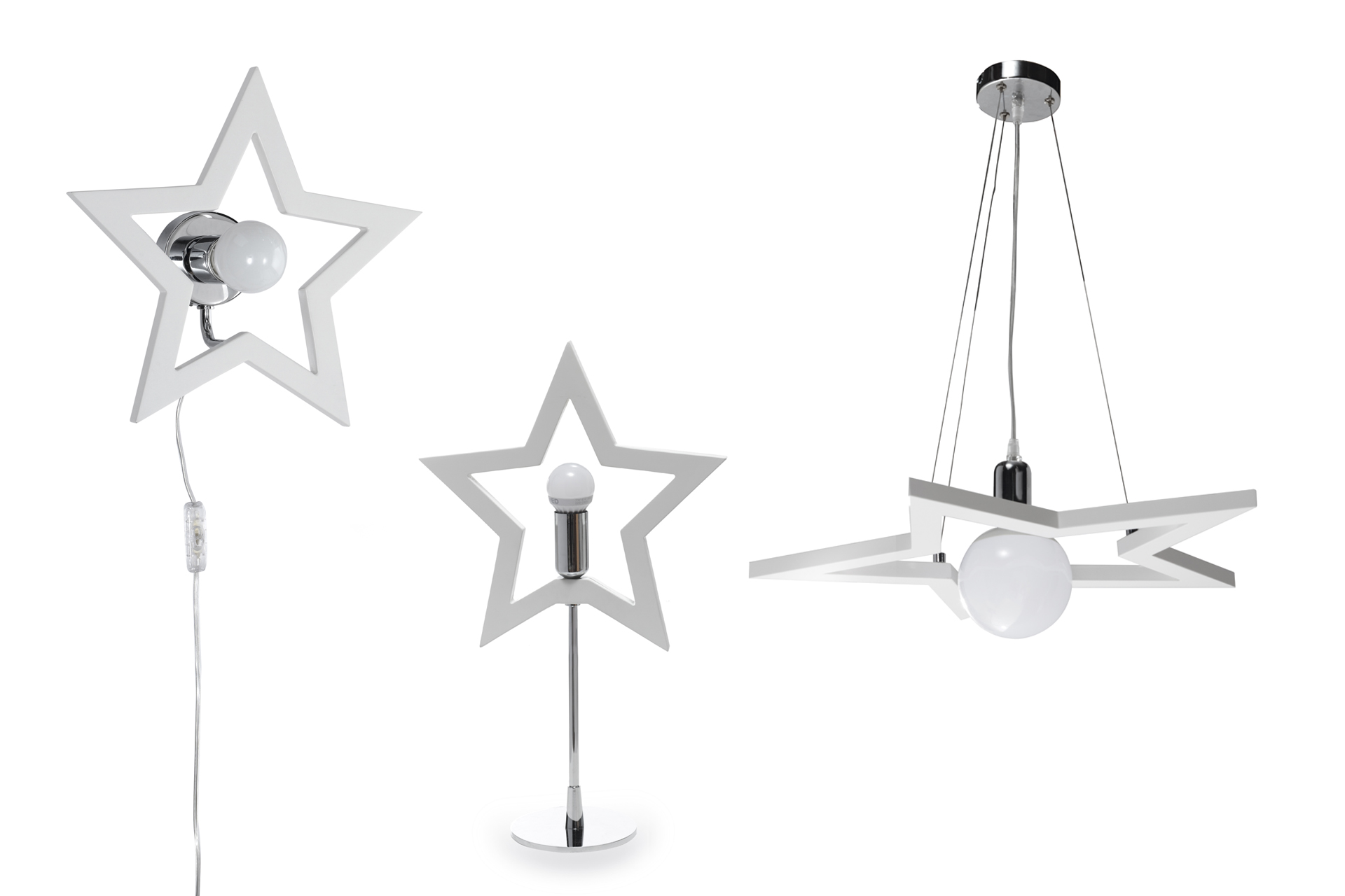 Nursery lighting - Volare collection