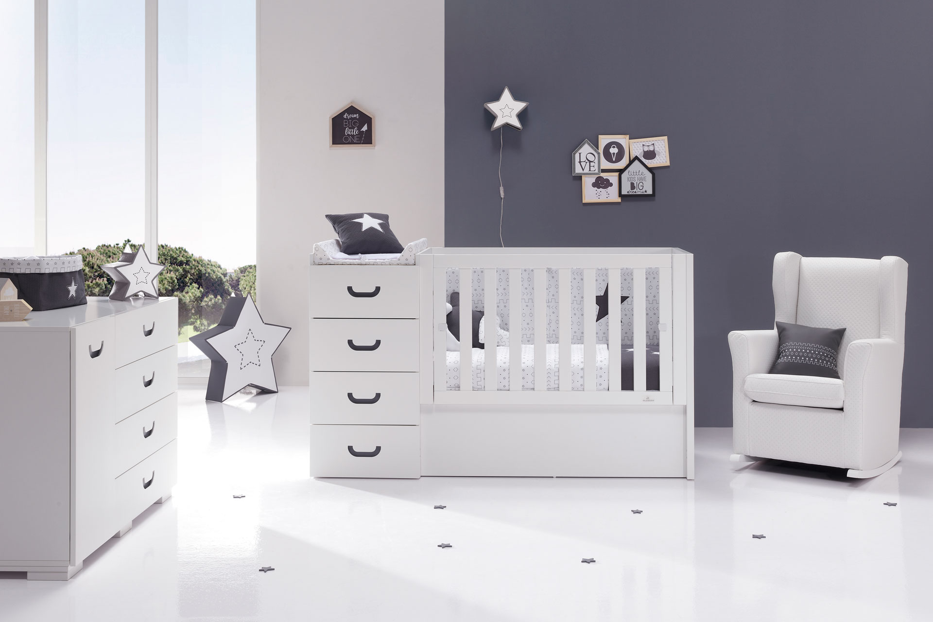 Baby furniture - Joy Etnik collection