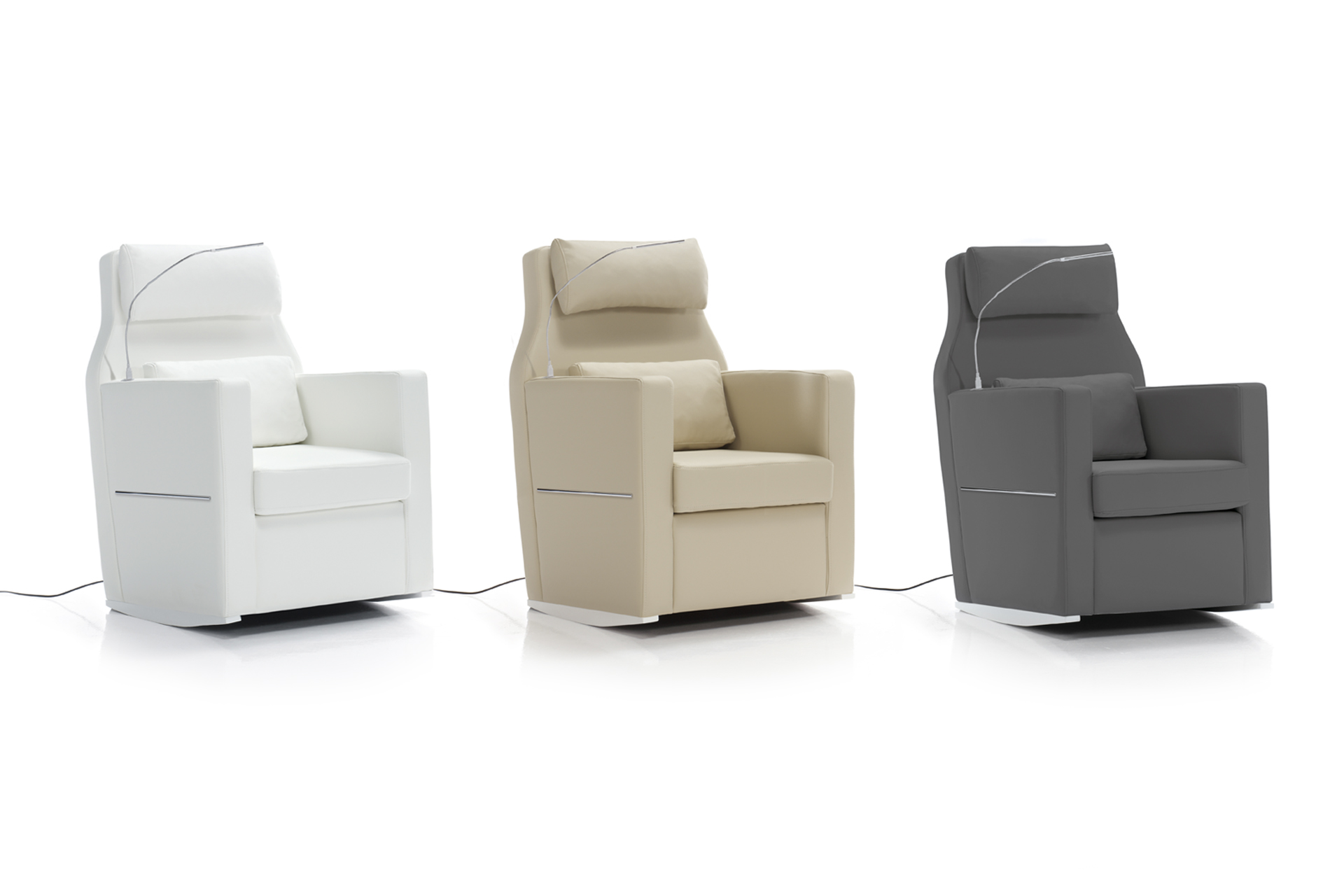 Nursing chairs - Ergo Luxe Collection